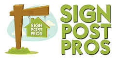 Sign Post Pros – Real Estate Sign Post Installation Pensacola, FL
